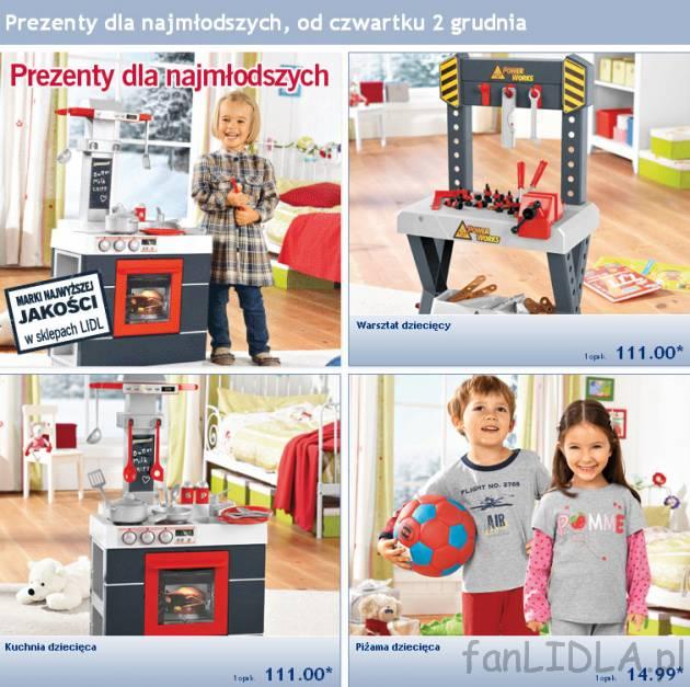Zabawki dla dzieci z Lidl, Dla dzieci  fanLIDLA pl -> Kuchnia Dla Dzieci Lidl Opinie