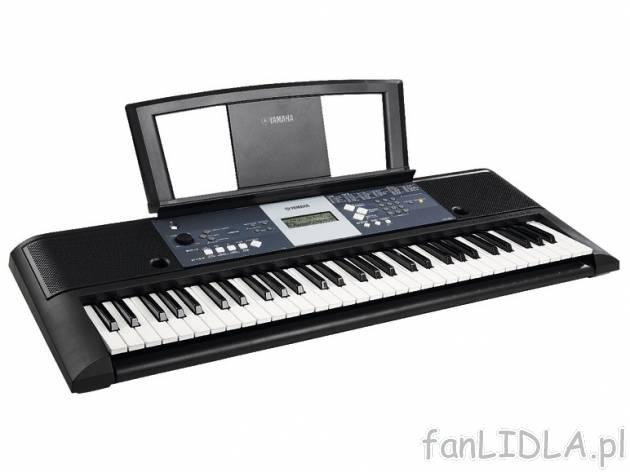 cyfrowy keyboard yamaha klawisze pianino yamaha muzyka. Black Bedroom Furniture Sets. Home Design Ideas
