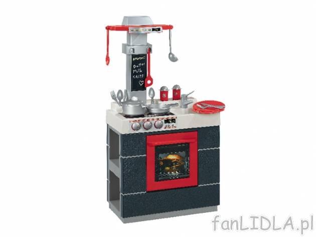 Kuchnia do zabawy, Zabawki  dla dzieci  fanLIDLA pl -> Kuchnia Dla Dzieci Odglosy Gotowania