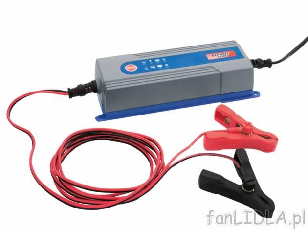 Procesorowy prostownik automatyczny z lidla ultimate speed for Ultimate speed caricabatterie lidl