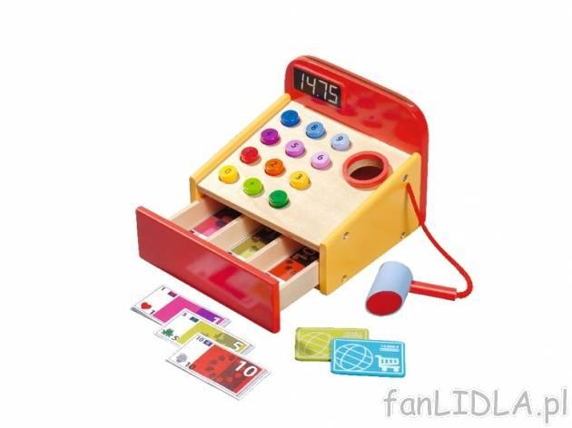 Drewniany Zestaw Playtive Zabawki Dla Dzieci