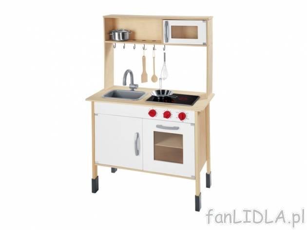 Drewniana kuchnia, Dla dzieci  fanLIDLA pl