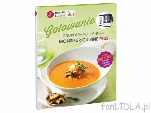 Ksi ka z przepisami kuchnia for M cuisine plus lidl