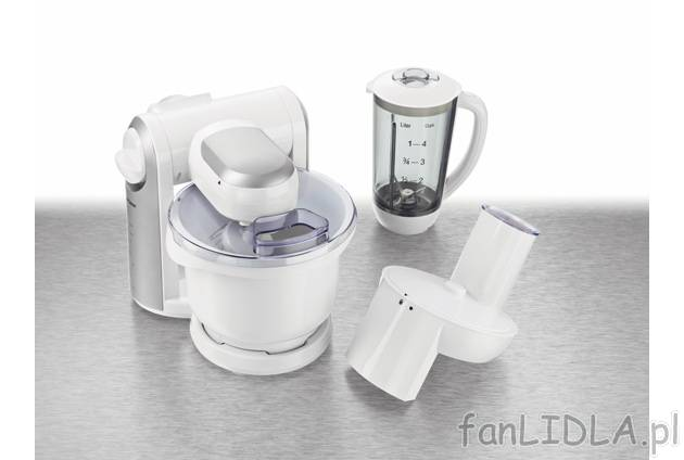 Robot kuchenny wielofunkcyjny silvercrest kitchen tools for Robot cocina lidl silvercrest