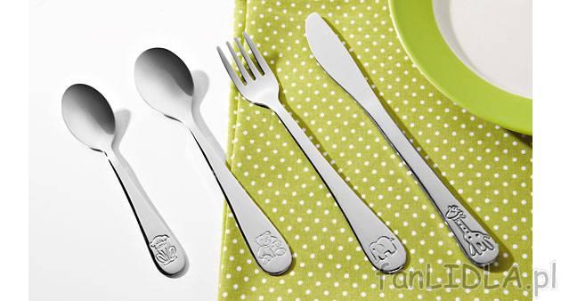 Sztućce dla dzieci, Kuchnia  fanLIDLA pl -> Kuchnia Dla Dzieci Lidl Opinie