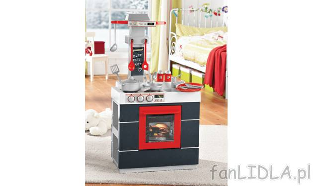 Kuchnia do zabawy, Dla dzieci  fanLIDLA pl -> Kuchnia Dla Dziecka Od Jakiego Wieku