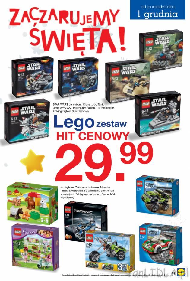Klocki Lego, Zabawki  dla dzieci  fanLIDLA pl -> Kuchnia Dla Dzieci Lidl Opinie