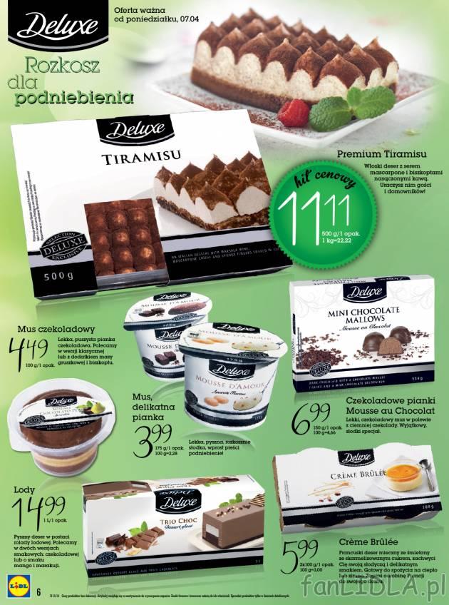 Słodycze Deluxe, Artykuły spożywcze  fanLIDLA pl -> Kuchnia Dla Dzieci Lidl Opinie