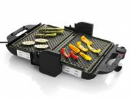 Grill kontaktowy 2000 W Silvercrest Kitchen Tools, cena 129,00 ...