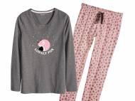 3d98a268dbd387 Polarowe piżamy i pościele, zimowa sypialnia - LIDL Gazetka - oferta ...
