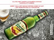Staropramen , cena 2,00 PLN za 500 ml/1 but., 1 l=5,98 PLN. ...