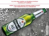 Perlenbacher Pils , cena 1,00 PLN za 500 ml/1 but., 1  l=3,58 PLN.