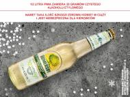 Somersby , cena 2,00 PLN za 400 ml/1 but., 1 l=6,23 PLN.