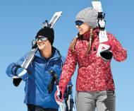 Kurtka narciarska męska wyprzedaż
