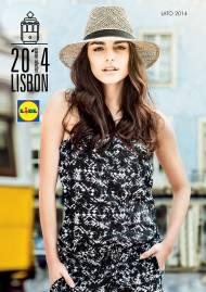 7a22f44926 Moda damska i męska Lidl czerwiec lipiec 2014 - cały katalog odzieży ...