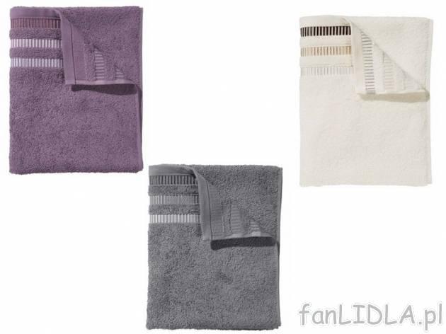 Ręcznik 100 X 150 Miomare łazienka Wyposażenie Wystrój Fanlidlapl