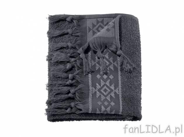 Ręczniki Z Frędzlami Miomare Wystrój Wnętrz Wyposażenie Domu