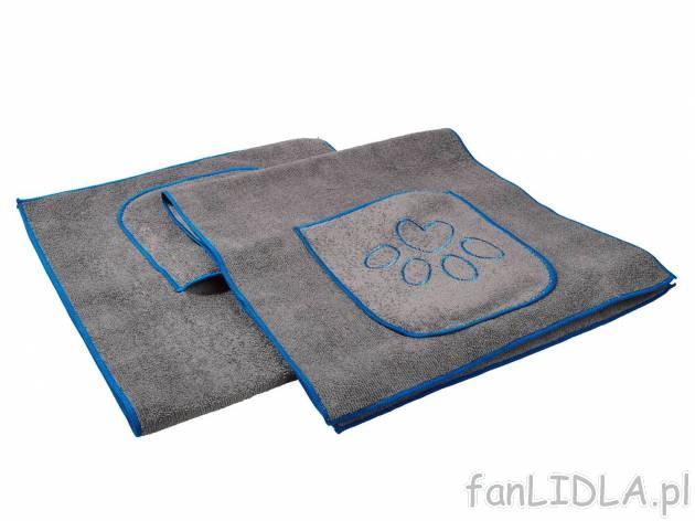 Ręczniki Dla Zwierząt Zoofari Zwierzęta Domowe Koty Psy Fanlidlapl