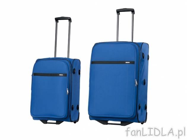 024f5b7b298e3 Zestaw walizka podróżnych Top Move, Obuwie, galanteria - fanLIDLA.pl