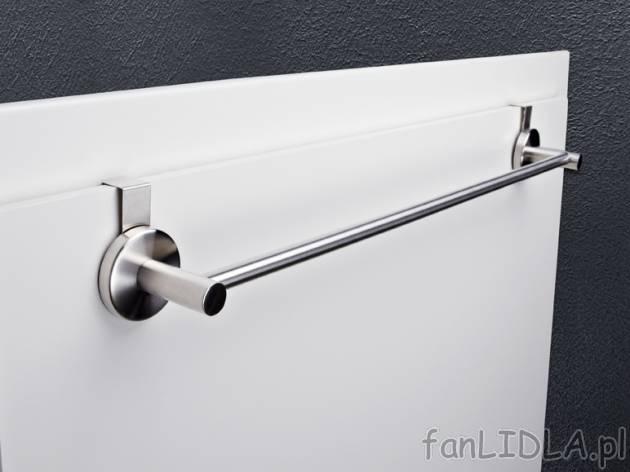 Wieszak Na Ręczniki Miomare łazienka Wyposażenie Wystrój Fanlidlapl