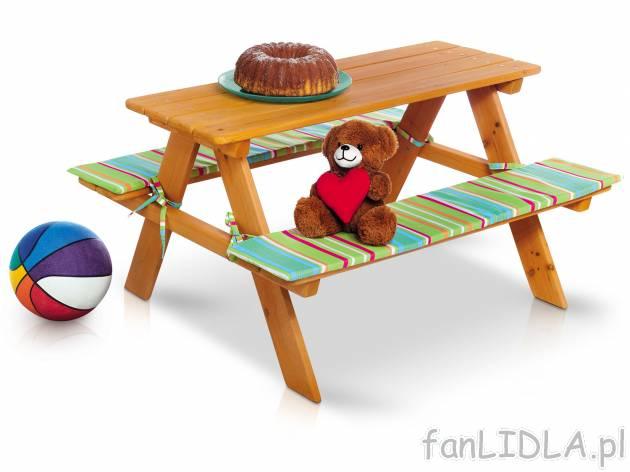 ławka Dla Dzieci Florabest Kuchnia Fanlidlapl