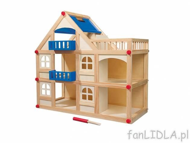 Drewniany domek Play Tive Junior, Zabawki dla dzieci