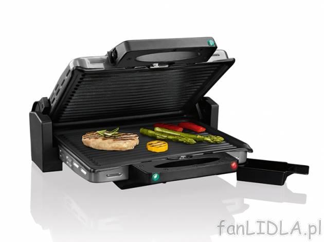 Grill Elektryczny Barbecue Na Prad Silvercrest Kuchnia Fanlidla Pl