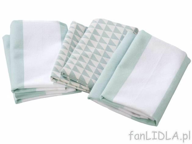Ręczniki Kuchenne Ernesto Kuchnia Fanlidlapl