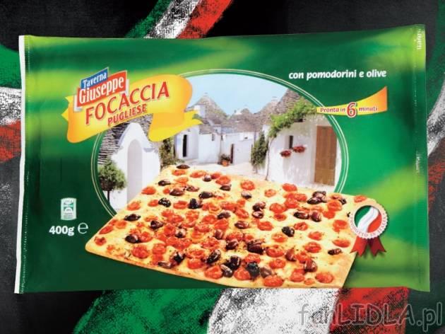 Focaccia Taverna Giuseppe Artykuły Spożywcze Fanlidlapl