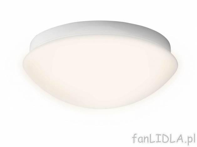 Lampa Z Czujnikiem Ruchu Lidl 2019