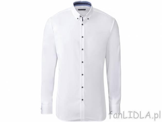 Koszula męska Livergy, Moda, odzież fanLIDLA.pl
