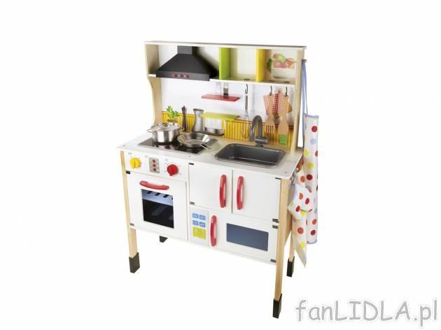 Drewniana Kuchnia Playtive Zabawki Dla Dzieci Fanlidla Pl