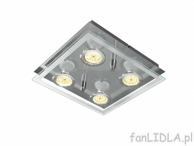 Lampa Sufitowa Led Livarno Lux Oswietlenie Swiatła