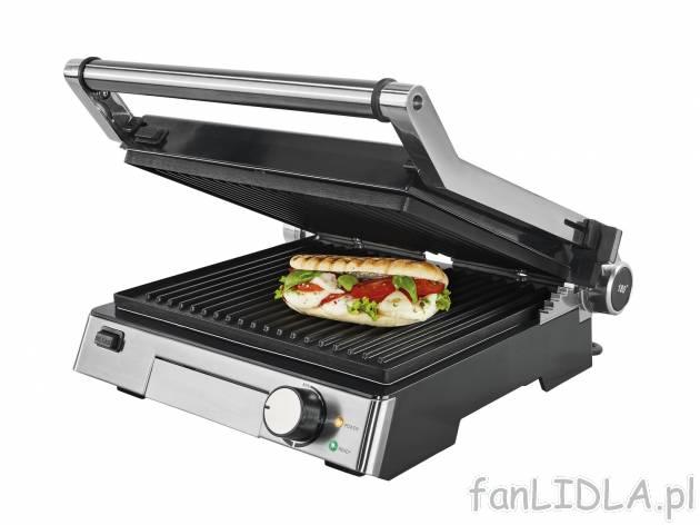 Grill Kontaktowy Silvercrest Kuchnia Fanlidla Pl
