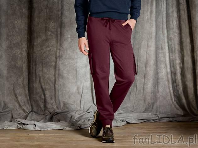 db3f01ea Spodnie z kieszeniami na kolanach Livergy, Moda męska - fanLIDLA.pl