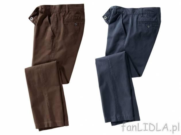 627ef892 Spodnie męskie do pracy Livergy, Moda, odzież - fanLIDLA.pl