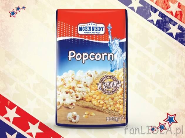 Kukurydza Na Popcorn Mcennedy Artykuły Spożywcze Fanlidlapl