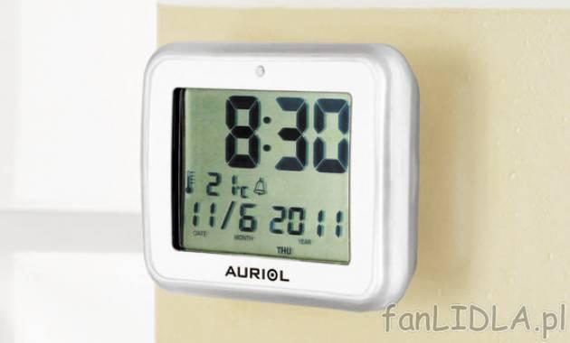 Zegar Do łazienki Auriol łazienka Wyposażenie Wystrój