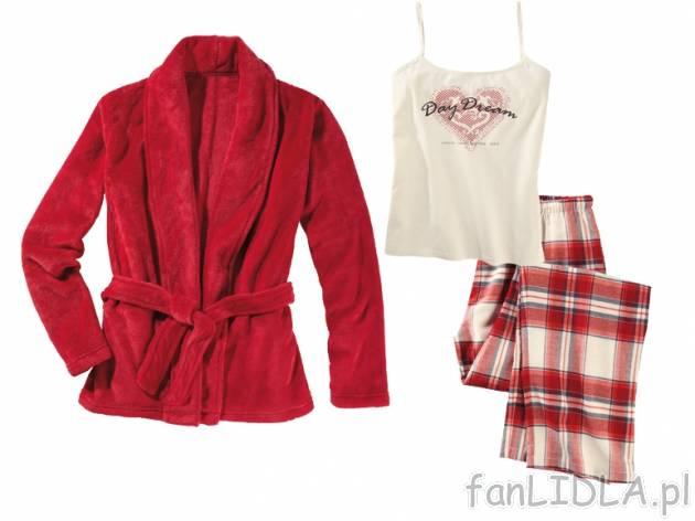 3c7d44e151ed8b 3-częściowa piżama damska Jolinesse, cena 59,90 PLN za 1 opak.