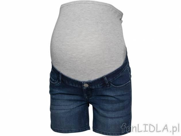 de970f9dd99b61 Jeansowe spodenki Esmara, Dla dzieci - fanLIDLA.pl