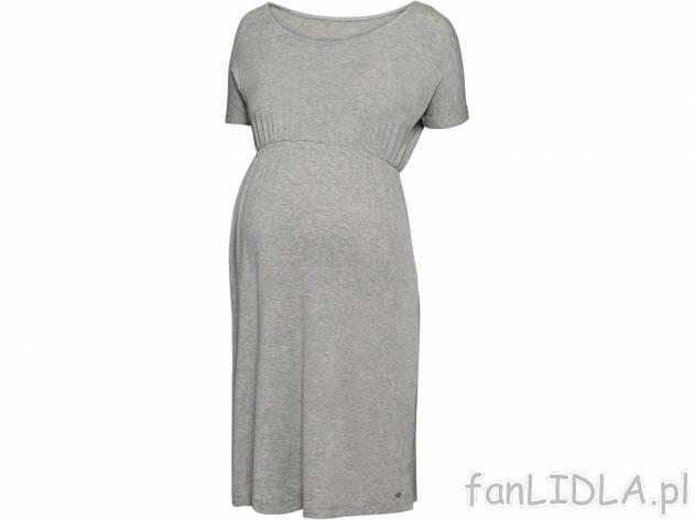 33aba68a0e41e0 Sukienka ciążowa Esmara, Dla dzieci - fanLIDLA.pl