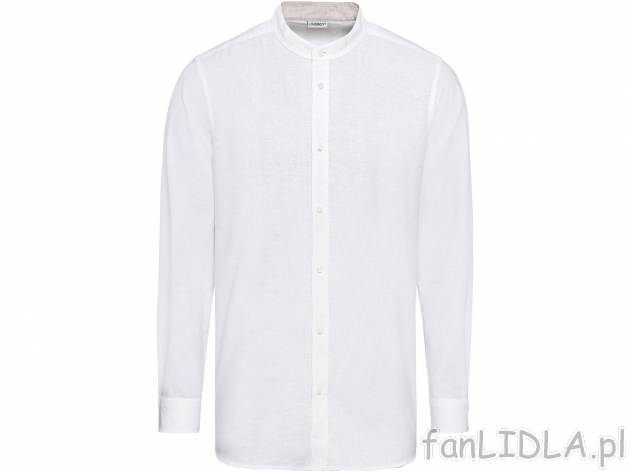 Koszula z długim , Moda, odzież fanLIDLA.pl
