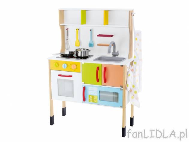 Drewniana Kuchnia Zabawki Dla Dzieci Fanlidlapl