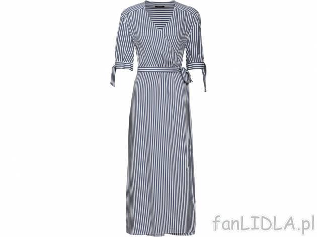 sukienki w lidlu od 17.06.2019