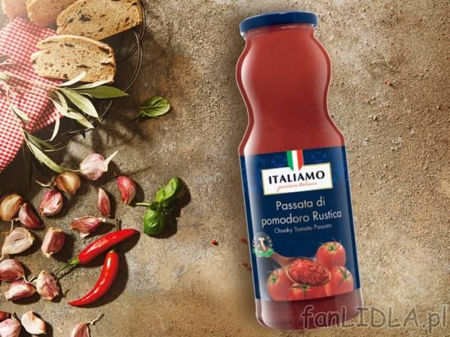 Pomidory Rozdrobnione Italiamo Artykuły Spożywcze Fanlidlapl