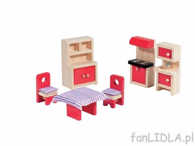 Drewniane Figurki Playtive Junior Dla Dzieci Fanlidlapl