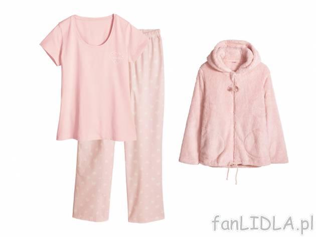 a8033bf8f51a15 3-częściowa piżama , cena 69,90 PLN za 1 opak. Piżama damska