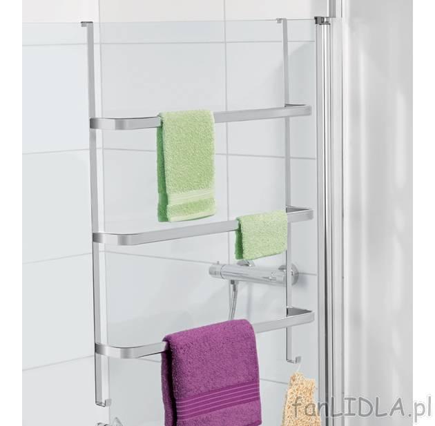 Wieszak Do łazienki Na Ręczniki Miomare łazienka