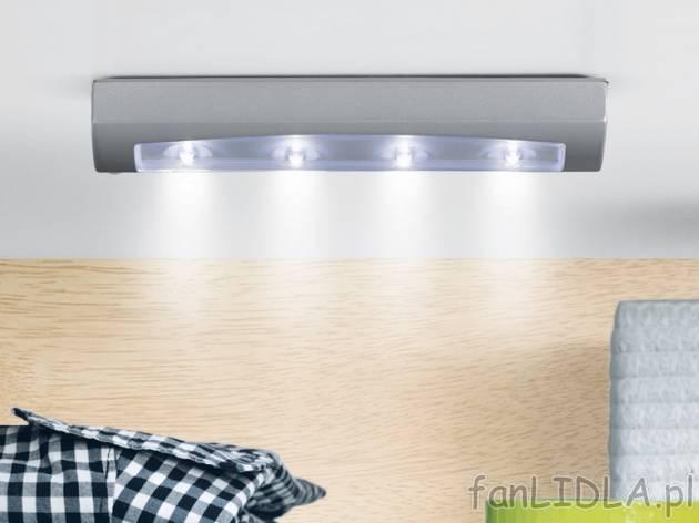 Lampa LED , Elektronika, sprzęt rtv fanLIDLA.pl