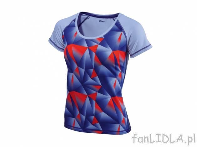5064b76dab5337 Damska koszulka sportowa – HIT cenowy , cena 19,99 PLN za 1 szt.